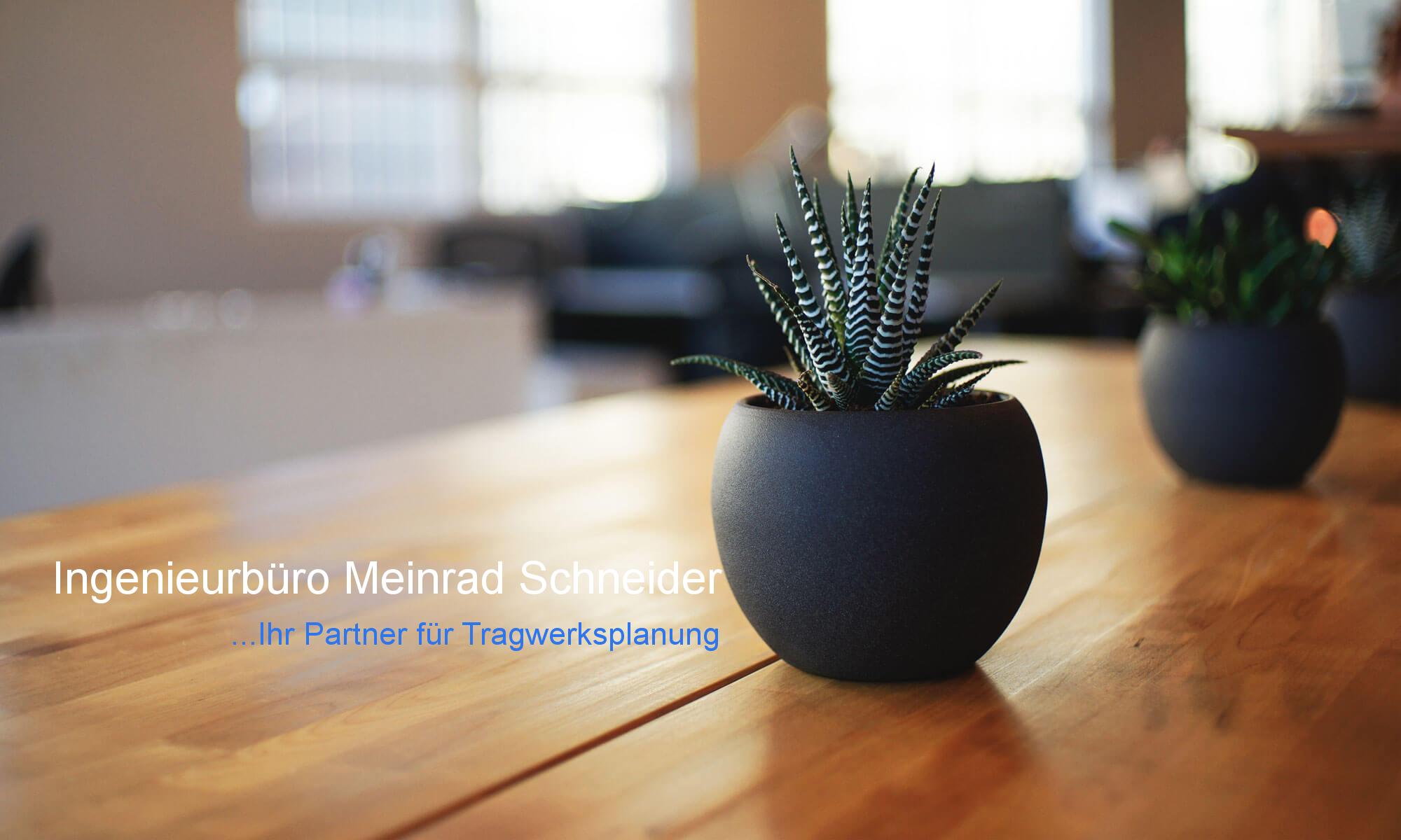 Ingenieurbüro Meinrad Schneider
